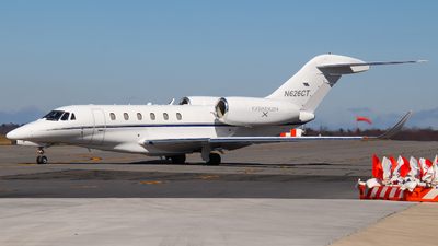 N626CT - Cessna 750 Citation X - Private