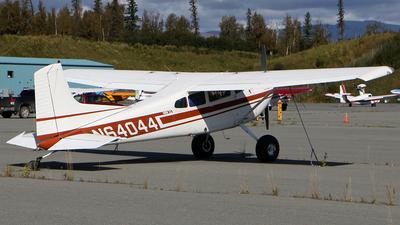 A picture of N64044 - Cessna 180K Skywagon - [18052865] - © Jeroen Stroes