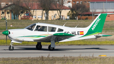 A picture of ECHLE - Piper PA28R200 -  - © Mateo León