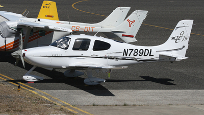 N789DL - Cirrus SR22-GTS - Private