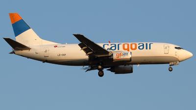 A picture of LZCGP - Boeing 73735B(SF) - Cargo Air - © Francesco Palla