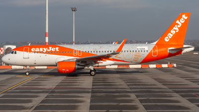 G-EZOX - Airbus A320-214 - easyJet