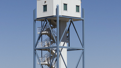 KRYN - Airport - Control Tower