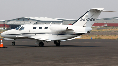 N510BE - Cessna 510 Citation Mustang - Private