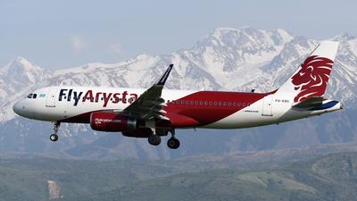P4-KBG - Airbus A320-232 - Fly Arystan