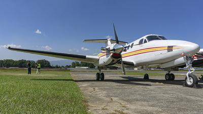 LV-CBZ - Beechcraft B200 Super King Air - Private