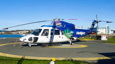 C-GHJL - Sikorsky S-76A - HeliJet