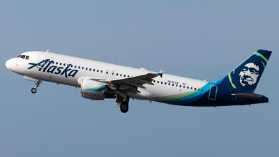 N626VA - Airbus A320-214 - Alaska Airlines