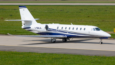 I-WALK - Cessna 680 Citation Sovereign Plus - Private