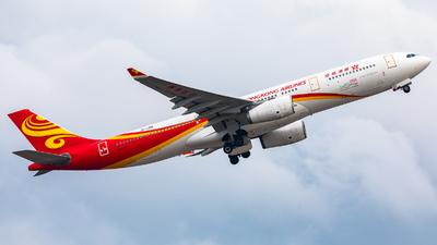 B-LNS - Airbus A330-343 - Hong Kong Airlines