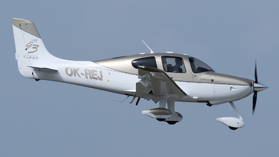 OK-REJ - Cirrus SR22-GTSx G3 Turbo - Private