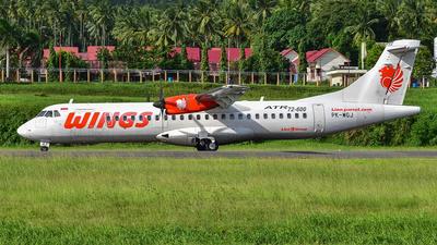 A picture of PKWGJ - ATR 72600 - Wings Air - © Darmawan
