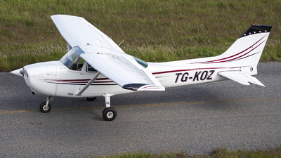TG-KOZ - Cessna 172M Skyhawk - Private