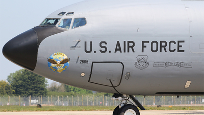 57-2605 - Boeing KC-135R Stratotanker - United States - US Air Force (USAF)