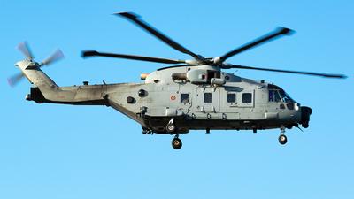 MM81874 - Agusta-Westland HH-101A Caesar - Italy - Air Force