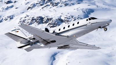 D-CJMK - Cessna 560XL Citation XLS+ - Air Hamburg