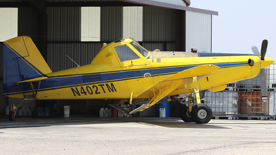 N402TM - Air Tractor AT-402B - Private