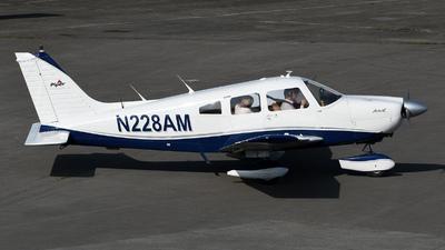 N228AM - Piper PA-28-181 Archer II - Private
