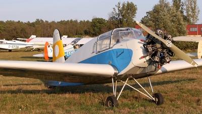 D-EMDR - Siebel Si 202 Hummel Replica - Private