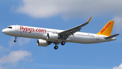 D-AVYU - Airbus A321-251NX - Pegasus Airlines