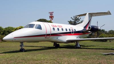 PT-ZVE - Embraer CBA-123 Vector - Embraer