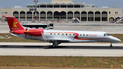 VT-KJG - Embraer ERJ-135BJ Legacy 650 - Private