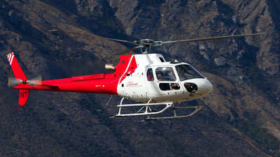 ZK-INT - Eurocopter AS 350B3 Ecureuil - Helicopters Queenstown
