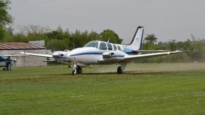 ZP-TTA - Beechcraft 58 Baron - Private