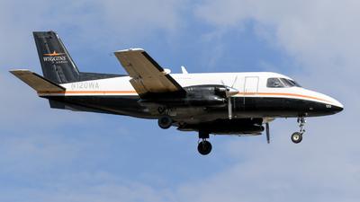 N120WA - Embraer EMB-110P1 Bandeirante - Wiggins Airways
