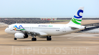 A picture of XUZAB - Airbus A320231 - [0476] - © Tommy.L