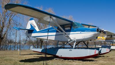 C-FJAE - Stinson 108 Voyager - Private