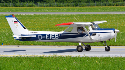 D-EIEB - Reims-Cessna F152 II - Private