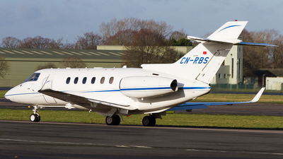 A picture of CNRBS - Hawker 900XP - [HA0091] - © Tim Lowe
