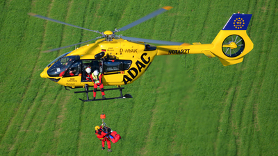 D-HYAK - Airbus Helicopters H145 - ADAC Luftrettung