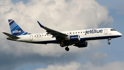 N351JB - Embraer 190-100IGW - jetBlue Airways