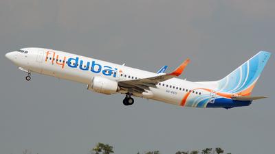 A6-FEO - Boeing 737-8KN - flydubai