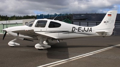 D-EJJA - Cirrus SR20-GTS - Private