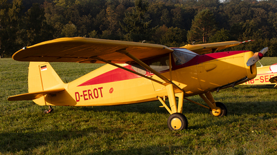 D-EROT - Fairchild UC-61K Argus III  - Private