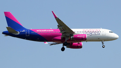 G-WUKA - Airbus A320-232 - Wizz Air UK