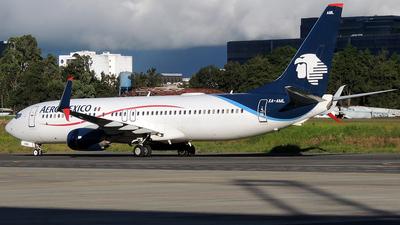 XA-AML - Boeing 737-852 - Aeroméxico