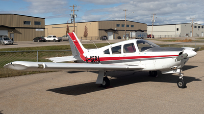 C-GEPJ - Piper PA-28R-180 Cherokee Arrow - Private