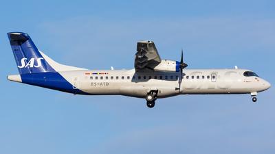 A picture of ESATD - ATR 72600 - SAS - © Rickard Andersson
