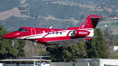 N955PS - Pilatus PC-24 - Private