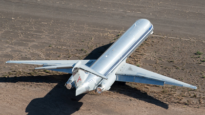 A picture of N972TW - McDonnell Douglas MD83 - [53622] - © Daniel Dominguez