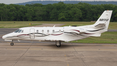 N817LF - Cessna 560XL Citation XLS - Delta Private Jets