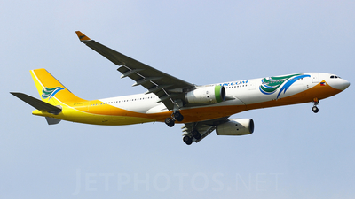 RP-C3341 - Airbus A330-343 - Cebu Pacific Air