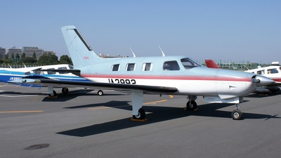 JA3992 - Piper PA-46-310P Malibu - Private