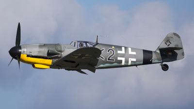 D-FMGV - Messerschmitt Bf 109G-14 - Private