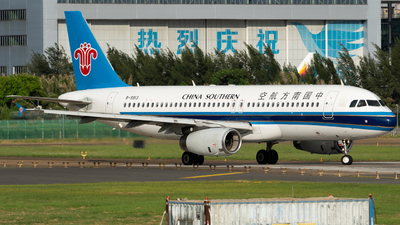 A picture of B9913 - Airbus A320232 - China Southern Airlines - © MICHAELWang