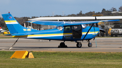 A picture of VHJNR - Cessna 182E Skylane - [18253637] - © Will.Taylor